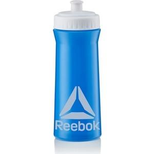 Бутылка для воды Reebok RABT11003BLWH 500 ml (белый-голубой)