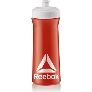Бутылка для воды Reebok RABT11003RDWH 500 ml (красн-белый)