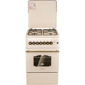 Газовая плита RICCI RGC5004BG dino ricci 508 12 04