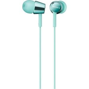 Наушники Sony MDR-EX155 ligth blue
