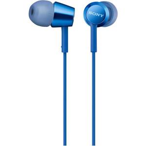цена на Наушники Sony MDR-EX155 blue