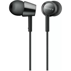 Наушники Sony MDR-EX155 black цена