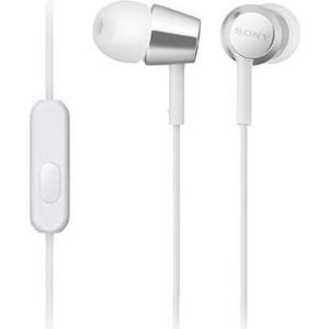 Наушники Sony MDR-EX155AP white