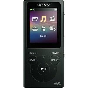 MP3 плеер Sony NW-E393 black