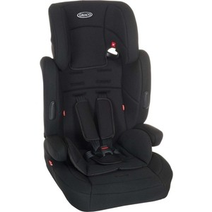 Автокресло Graco ENDURE BLACK 8AF99BCKE