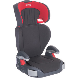Автокресло Graco JUNIOR MAXI POMPEIAN RED 8E296PPEE
