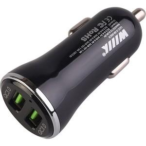 Зарядное устройство Wiiix UCC-2-28-2QC3 3A+2.4A