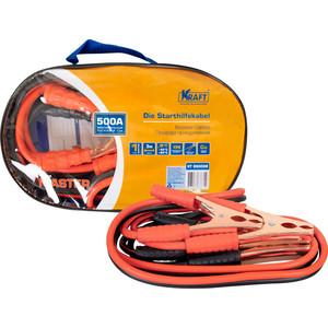 Провода прикуривания Kraft 500A Master (KT 880008)