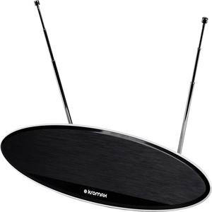 Комнатная антенна Kromax FLAT-04 black