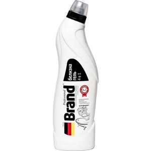Чистящее средство Brand Professional белизна гель для ванны и туалета, 750 мл