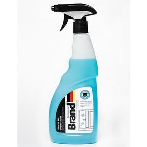 Чистящее средство Brand Professional для чистки стёкол и зеркал, с антистатическим эффектом 500 мл
