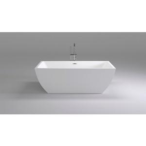 Акриловая ванна Black&White Swan 170x80 каркас, слив-перелив push-open (108SB00)