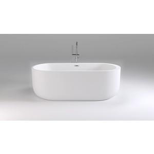 Акриловая ванна Black&White Swan 170x80 каркас, слив-перелив push-open (109SB00)