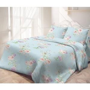 Комплект постельного белья Самойловский текстиль семейный Английские розы (714128)