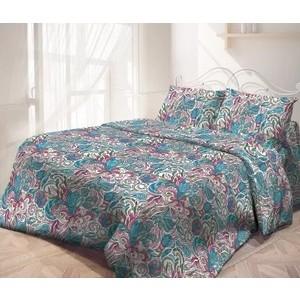 Комплект постельного белья Самойловский текстиль семейный Калейдоскоп (717597)