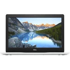 Ноутбук Dell Inspiron 3584 (3584-1505) 15.6 FHD AG/Intel Core i3-7020U/4GB/256GB SSD/Intel UHD/Linux/White