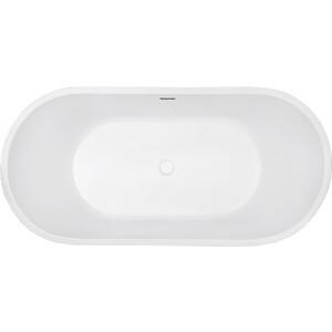 Акриловая ванна Abber 170x80 отдельностоящая (AB9209)