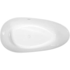 Акриловая ванна Abber 170x85 отдельностоящая (AB9211) фото