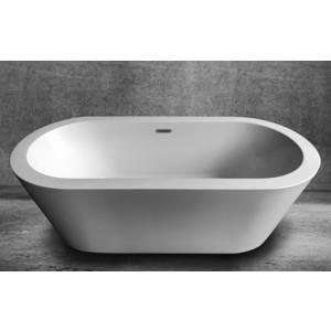 Акриловая ванна Abber 170x80 отдельностоящая (AB9213) фото