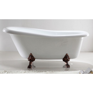 Акриловая ванна Abber 172x81.6 отдельностоящая (AB9292)