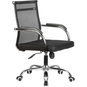 Кресло Riva Chair RCH 706E черное
