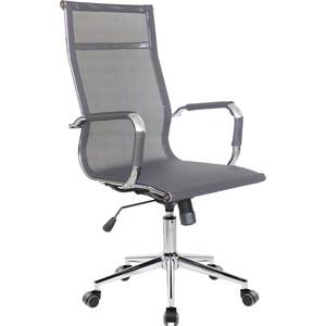 Кресло Riva Chair RCH 6001-1S серая сетка