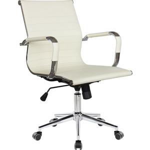 Кресло Riva Chair RCH 6002-2S крестовина паук светлый беж (Q-07)