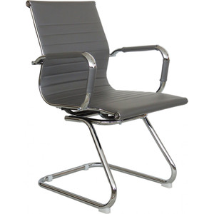 Кресло Riva Chair RCH 6002-3 серый (Q-02)