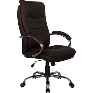 Кресло Riva Chair RCH 9131 коричневый (QC-01)