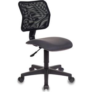 Кресло Бюрократ CH-295/15-13 спинка сетка черный сиденье темно-серый 15-13 кресло бюрократ ch 799axsn black спинка сетка черный сиденье черный 26 28