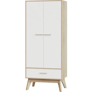 Шкаф 2-х дверный Принцесса Мелания Радиорама 2113.М1 1 ящик