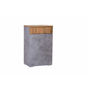 Комод Принцесса Мелания Римини арт.2030 1 дверь ящик