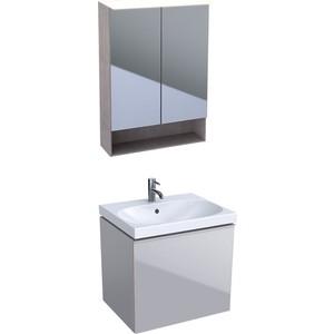 Мебель для ванной Geberit Acanto 60 песчаный матовый