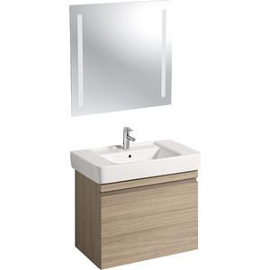 Мебель для ванной Geberit Renova Plan 85 светлый вяз