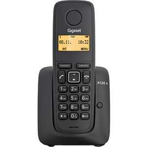 Радиотелефон Gigaset A120A black