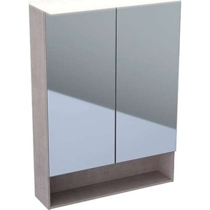 Зеркальный шкаф Geberit Acanto 60 дуб мистик (500.644.00.2)