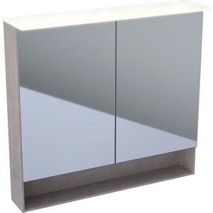 Зеркальный шкаф Geberit Acanto 90 дуб мистик (500.646.00.2)