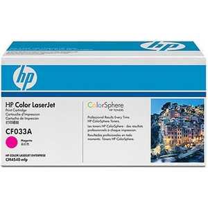 Картридж HP magenta CM4540 (CF033A)