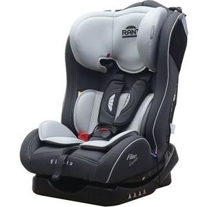 Автокресло Rant Fiesta 1029A гр 0-1-2, 0-25кг grey / серый автокресло baby care nika гр 0 i ii 0 25кг серый серый