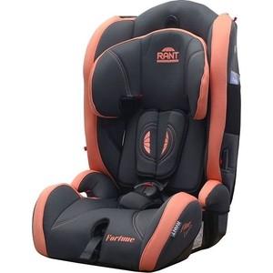 Автокресло Rant FORTUNE 1031 гр 1-2-3, 9-36кг orange / оранжевый