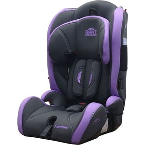 Автокресло Rant FORTUNE 1031 гр 1-2-3, 9-36кг purple / фиолетовый