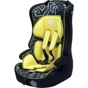 Автокресло Rant Comix Labirint yellow группа 1-2-3 9-36 кг