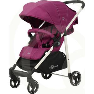 Коляска прогулочная Rant ALFA RA130 alu Purple коляска прогулочная rant lunar alu graffity brown