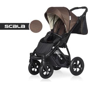 Коляска прогулочная Riko Basic SCALA 03 графит-коричневый