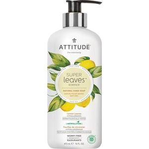 Жидкое мыло ATTITUDE Super Leaves Листья лимона 473 мл