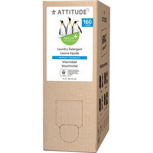 Жидкое средство для стирки ATTITUDE Уайлдфлауерз гипоаллеренное 4 л, 160 стирок