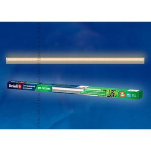 Подсветка для растений фотосинтеза Uniel ULI-P10-18W/SPFR IP40 SILVER