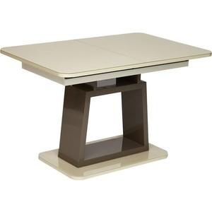 Стол TetChair BRUGGE (mod.EDT-VE001) 120/150х80х75 см шапка brugge бордовая