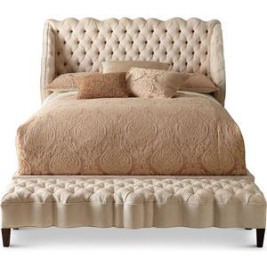 Кровать Euroson Madelena Wingback 180x200