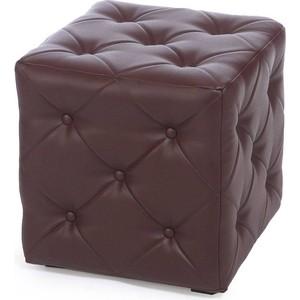 Пуф Euroson Ромби 1 (коричневый)